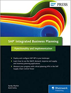 SAP Integrated Business Planning: Functionality and Implementation (1st Edition) (SAP PRESS)