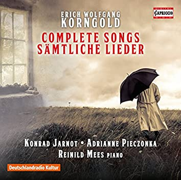 Korngold: Complete Songs