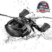 Cadence Fishing CB5 Baitcasting Reels Lightweight...