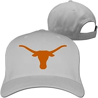 VASH!ON Texas Longhorns Baseball Trucker Hats Snapbacks Fitted Caps