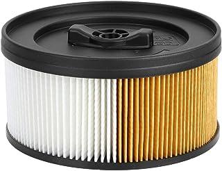 Oumefar Filter för KARCHER, effektivt hållbart dammsugarfilter ersättande tillbehör för KARCHER WD4.000 – WD4.999 WD5.000...
