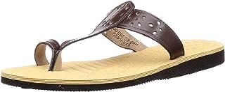 BATA Women's Sunita Leather Fashion Slippers