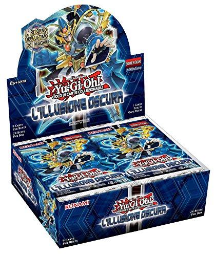 Konami - Caja de Sobres, Color Azul, la ilusión Oscura