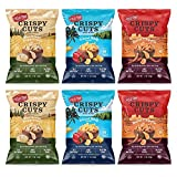 Field Trip Pork Rinds 6 Pack Assortment | Keto Snack, High Protein, Gluten Free, Low Sugar, Low Carb, | Parmesan Peppercorn, Island BBQ, Sweet Chipotle 1oz (6 pack)