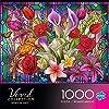 Buffalo Games - Window Lillies - 1000 Piece Jigsaw Puzzle #1
