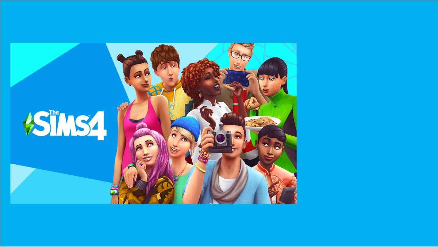 The Sims 4 Plus Island Living Bundle - PlayStation 4