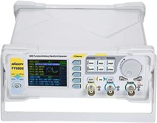 KKmoon 60MHz Function Generator Digital DDS Function Signal/Arbitrary Waveform Generator Pulse Signal Source 250MSa/s Frequency Meter VCO Burst AM/PM/FM/ASK/FSK/PSK Modulation Source Generator