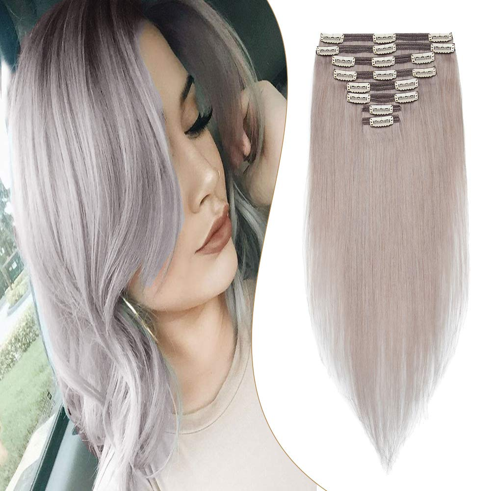 Clip in Remy Human Hair Fixed price for sale Extensions 1 Thick Weft Women New products, world's highest quality popular! Double