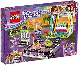 LEGO Friends Parque de Atracciones: Coches de Choque - Juegos de construcción, 8 año(s), 424 Pieza(s), Chica, 12 año(s), 2 Pieza(s)