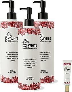 TBS公式 / [医薬部外品] エクスホワイト薬用美白オールインワンモイストリッチ (3本セット)
