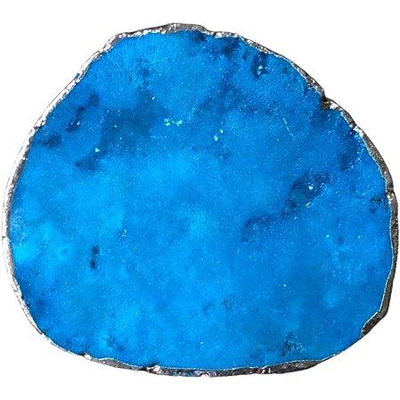 Gemstone Phone Grip-Blue Agate Crystal Phonesocket