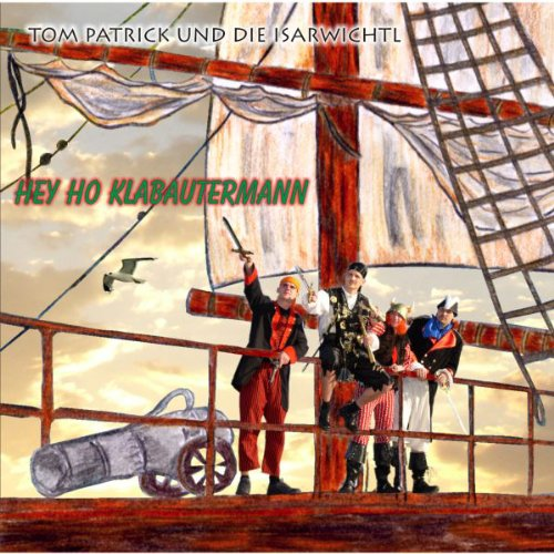 Hey Ho Klabautermann audiobook cover art