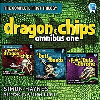 Dragon and Chips: Omnibus One Titelbild
