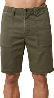 سروال قصير كاجوال قصير رجالي من O'Neill بتصميم نورث ستار كامب