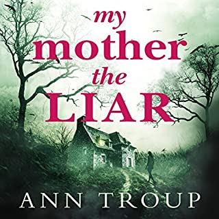 My Mother, the Liar audiobook cover art