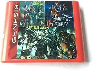 Phantasy Star 3 in 1 - Sega Genesis Collection - Mega Drive Multi Cart- Save 2 4