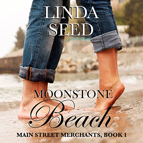 Moonstone Beach audiobook cover art