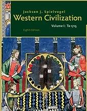 By Jackson J. Spielvogel Bundle: Western Civilization: Volume I: To 1715, 8th + CourseReader: Western Civilization Printed Ac (8th Eighth Edition) [Paperback]