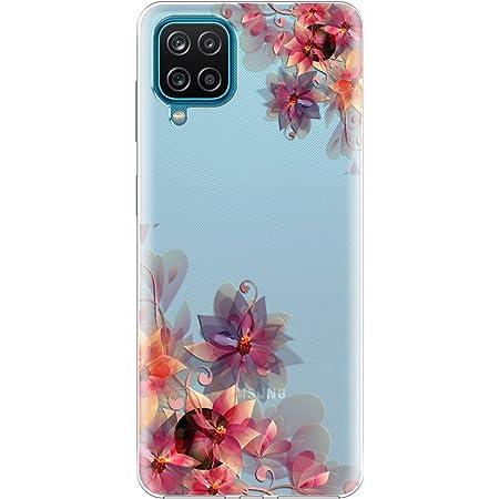 Fashionury Back Cover for Samsung Galaxy M12/ Samsung F12(Silicone/Multi-coloured)