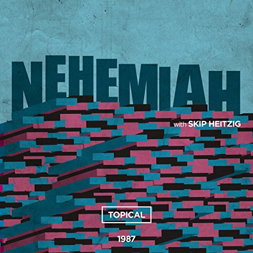 16 Nehemiah - Topical - 1987 audiobook cover art