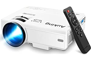 AuKing Mini Projector