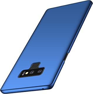 Arkour Galaxy Note 9 Case, Minimalist Ultra Thin Slim Fit Smooth Matte Surface Hard PC Cover for Samsung Galaxy Note 9 (Smooth Royal Blue)