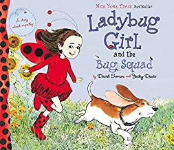 Ladybug Girl and the Bug Squad by Jacky Davis (2011-03-22)