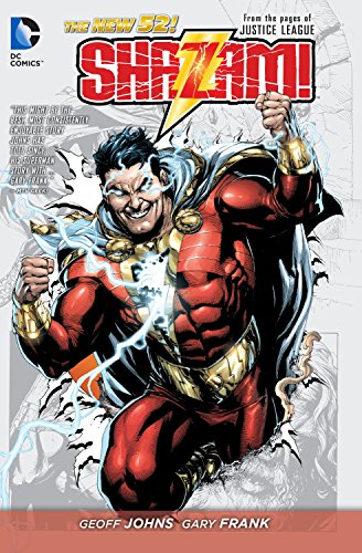 Shazam!: From the Pages of Justice League: 01