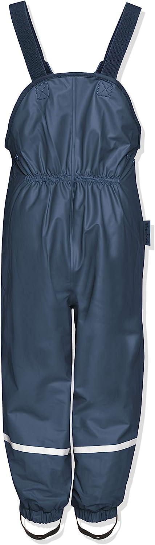Playshoes Unisex Baby and Kids Fleece Lined Rain Pants