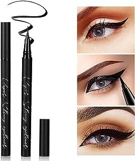 Kayla-Ism Black Eyeliner | 3D Look Liquid Eyeliner | Anti-Blooming Long Lasting Color Lock | Waterproof Eyeliner | Natural Repair Formula | Water-Resistant Eyeliner Makeup For Precise Application.
