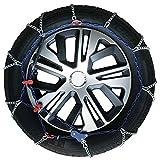 CORA 000142707 Catene da Neve per Auto Slim Grip 7 mm, Gruppo 7