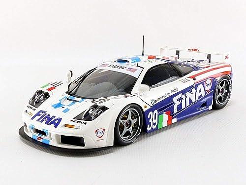 venta caliente en línea Minichamps 530133639 530133639 530133639 - Mclaren F1 GTR - Vehiculo Team Bigazzi - Piquet cecotto Sullivan - 24h Le Mans 1996 - Escala 1 18 - Vehiculo en Miniatura  100% garantía genuina de contador