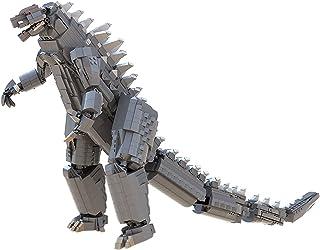 2435 stks Godzilla Monster Model Building Block, Movie Godzilla vs Kong Action Figures, Bricks Toy for Adult or Kid