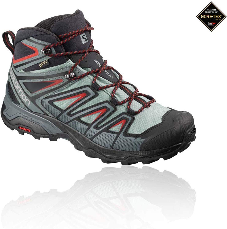 SALOMON X Ultra 3 Mid GTX Trail Laufschuh Laufschuh Laufschuh Herren B07CZ1N3LN 721411