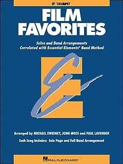 Hal Leonard Film Favorites B-Flat Trumpet