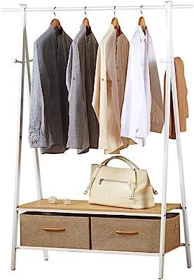 Amazon.com: LYN-MEMORY Coat Rack, Hat and Coat Stand ...