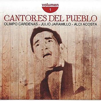 Cantores del Pueblo, Vol. 1
