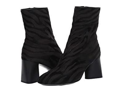 rag & bone Fei Bootie (Black Zebra) Women