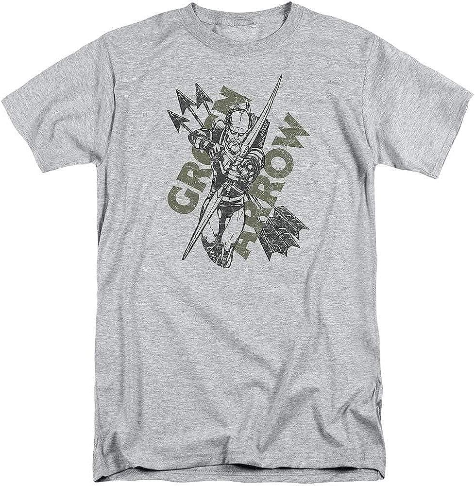 JLA Archers Arrows Adult Tall Fit T-Shirt
