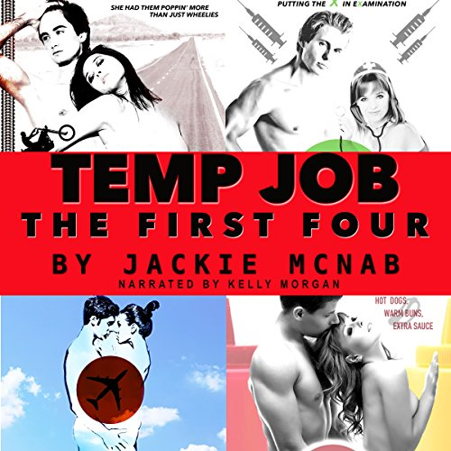 Temp Job Bundle # 1 audiobook cover art