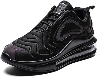 Ezkrwxn Men air Cushion Sport Trail Running Shoes
