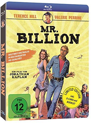 Mr. Billion - Limited O-Card Version (Exklusiv bei Amazon.de) [Blu-ray]
