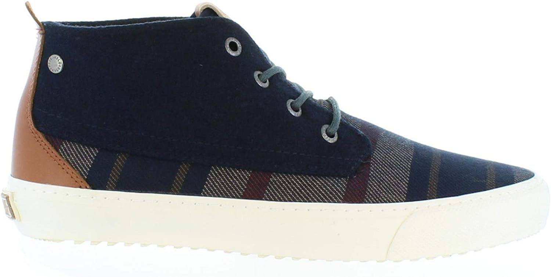 Pepe Jeans Stiefel für Herren PMS30297 Harry 585 Marine
