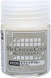 Mr. Hobby Crystal Color XC05 Sapphlre Blue 18ml.