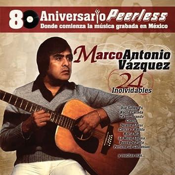 Peerless 80 Aniversario - 24 Inolvidables