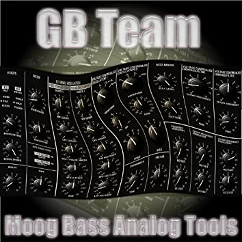 Gb Team (Moog Bass Analog Tools)