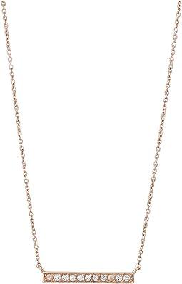 Addison Short Pendant Necklace
