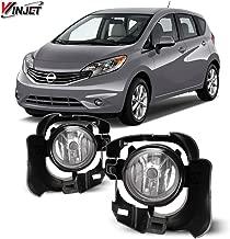Winjet WJ30-0453-09 OEM Series for [2014-2016 Nissan Versa Note] Driving Fog Lights + Switch + Wiring Kit