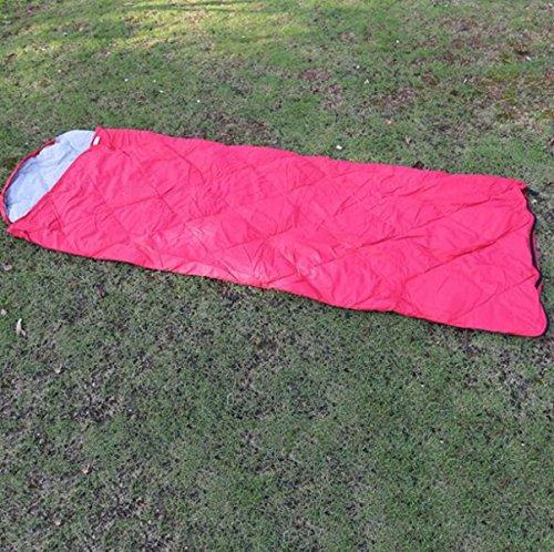 Accessoires De Camping Sacs De Couchage En Plein Air Trois Quarts De La Enveloppe Sacs De Couchage Outdoor Camping Sacs De Couchage étanches,A1
