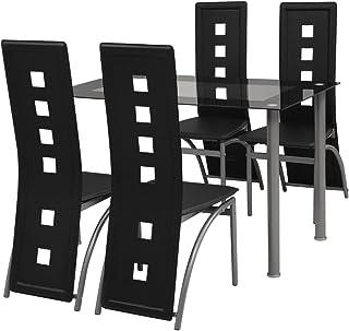 Amazon.es: juego de mesas y sillas comedor